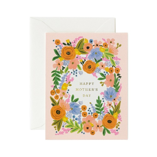 [Rifle Paper Co.] Floral Mother's Day Card