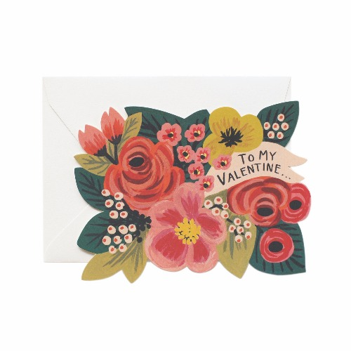 [Rifle Paper Co.] To My Valentine... Card