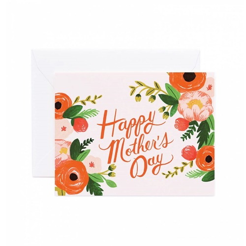 [Rifle Paper Co.] Happy Mother's Day Card