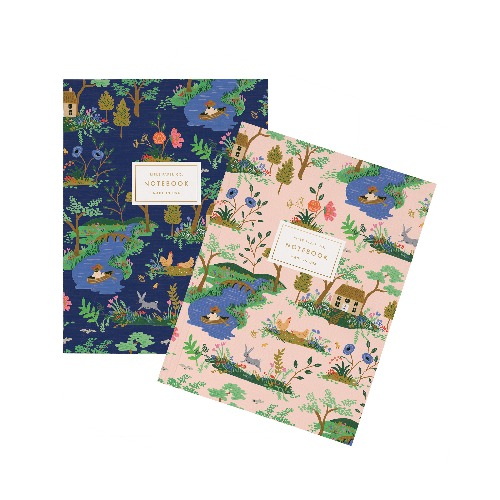 [Rifle Paper Co.] Garden Toile Notebook Set