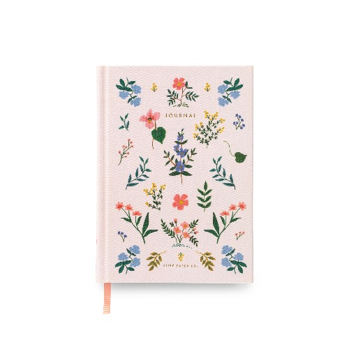 [Rifle Paper Co.] Wildwood Fabric Journal