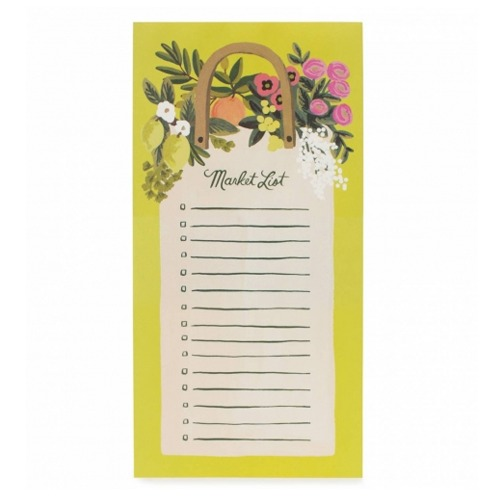 [Rifle Paper Co.] Farmer's Market Market Pad