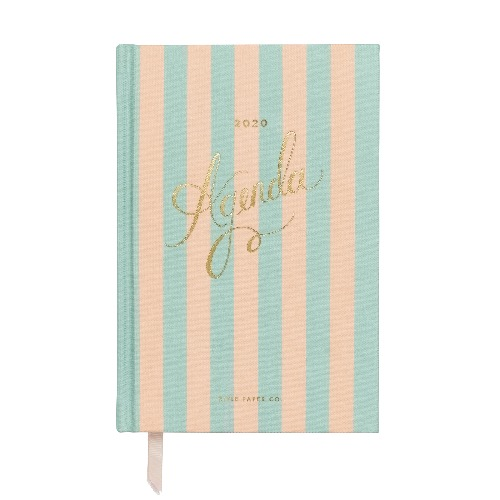 [Rifle Paper Co.] 2020 Cabana Hardcover Agenda