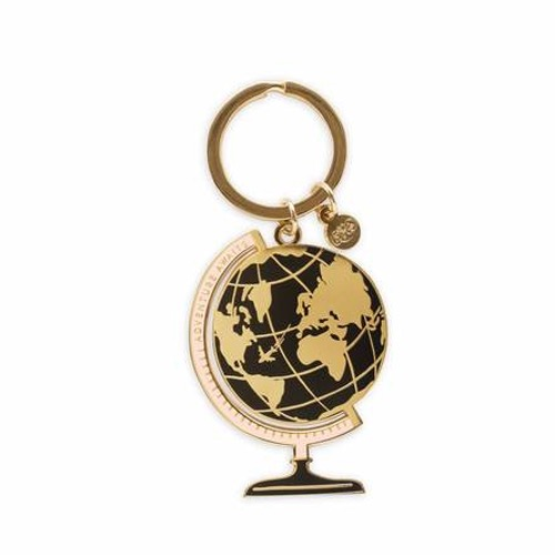 [Rifle Paper Co.] Globe Keychain