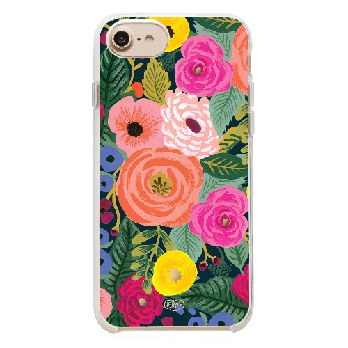 [Rifle Paper Co.] Clear Juliet Rose iPhone Case (iPhone 6/6s/7/8, 6+/7+/8+, X/XS, XS MAX, XR)
