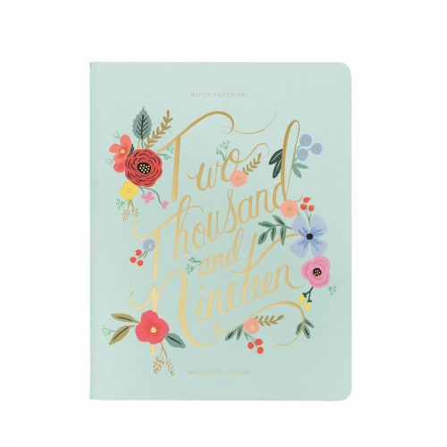 [Rifle Paper Co.] 2019 Appointment Notebook