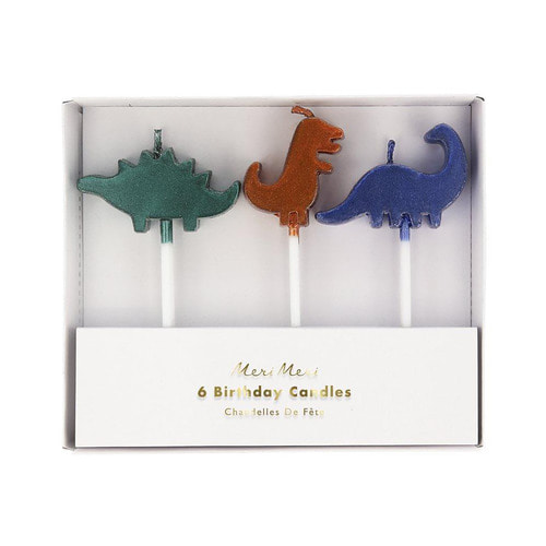 [Meri Meri] Dinosaur Kingdom Candles