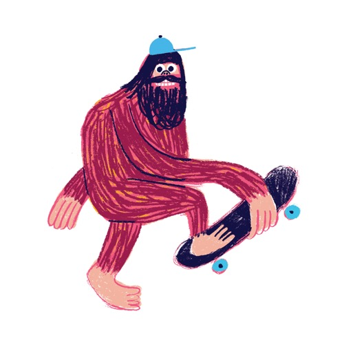 [Tattly] Bigfoot Rob Pairs