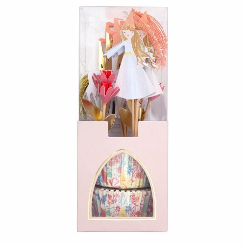 [Meri Meri] MAGICAL PRINCESS CUPCAKE KIT