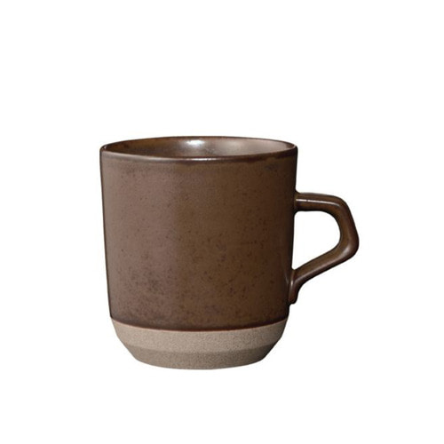 [KINTO] CLK-151 Large mug 410ml - Brown
