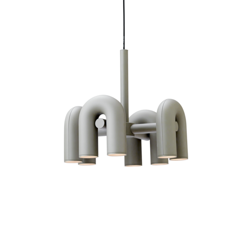 [AGO] Cirkus Chandelier Small - Grey