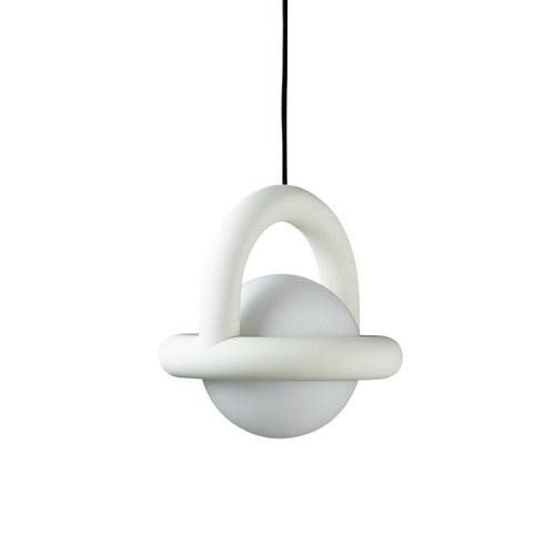 [AGO] Balloon Pendant - Egg white