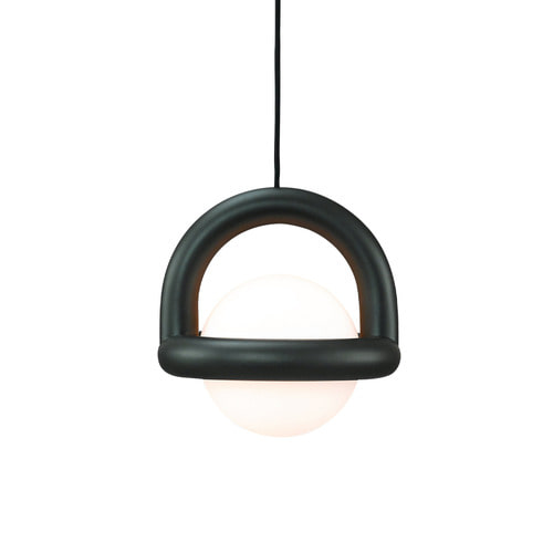 [AGO] Balloon Pendant - Charcoal