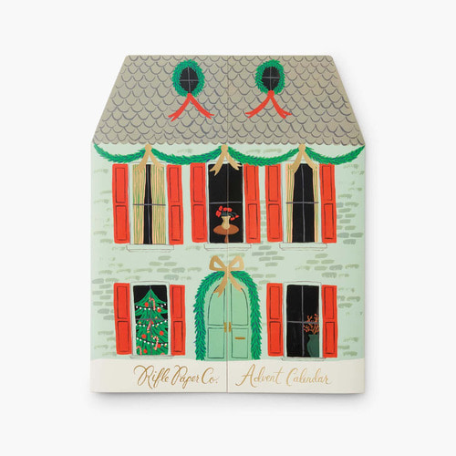 [Rifle Paper Co.] Night Before Christmas Advent Calendar